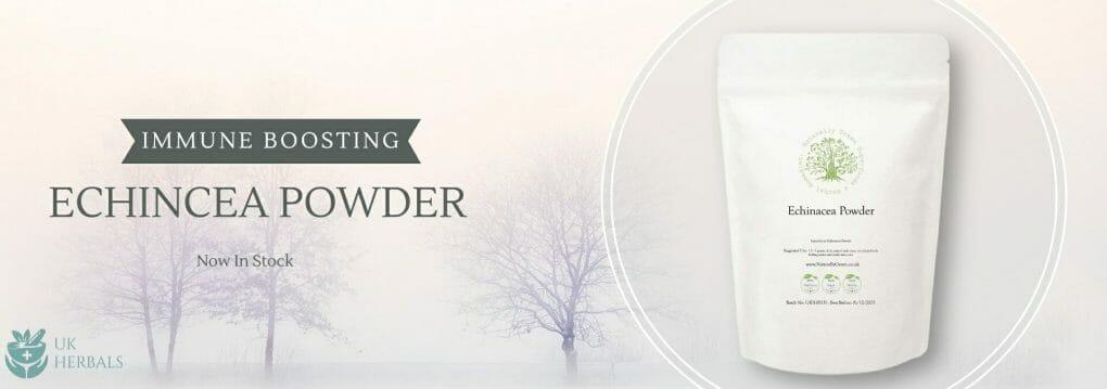 Echinacea Powder Slider Image