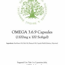 Omega 369 Oil Softgel