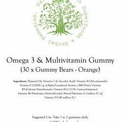 Omega 3 Multivitamin Gummies